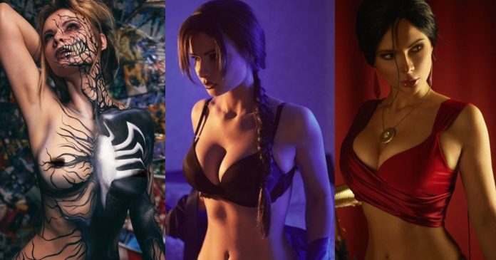 51 Jannet Incosplay Hot Pictures Are Sure To Stun Your Senses