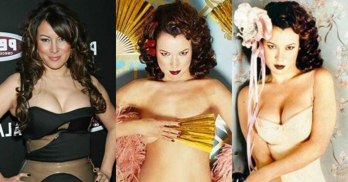 51 Jennifer Tilly Hot Pictures Will Have You Feeling Hot Under Your Collar
