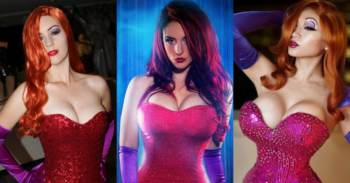 51 Jessica Rabbit Hot Pictures That Make Her An Icon Of Excellence