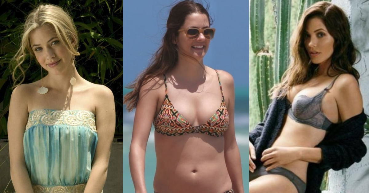 51 Julie Gonzalo Hot Pictures That Are Sensually Arousing