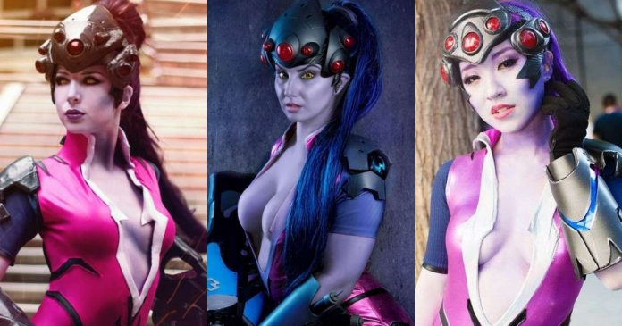 51 Widowmaker Hot Pictures Will Have You Feeling Hot Under Your Collar
