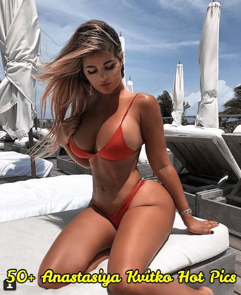 Anastasiya Kvitko Hot Pics