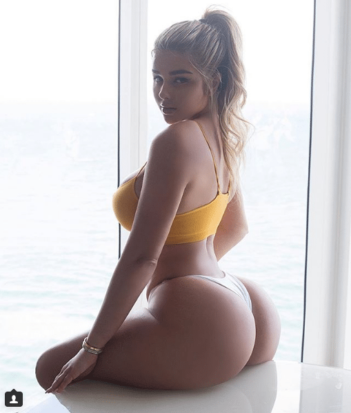 Anastasiya Kvitko butt pics