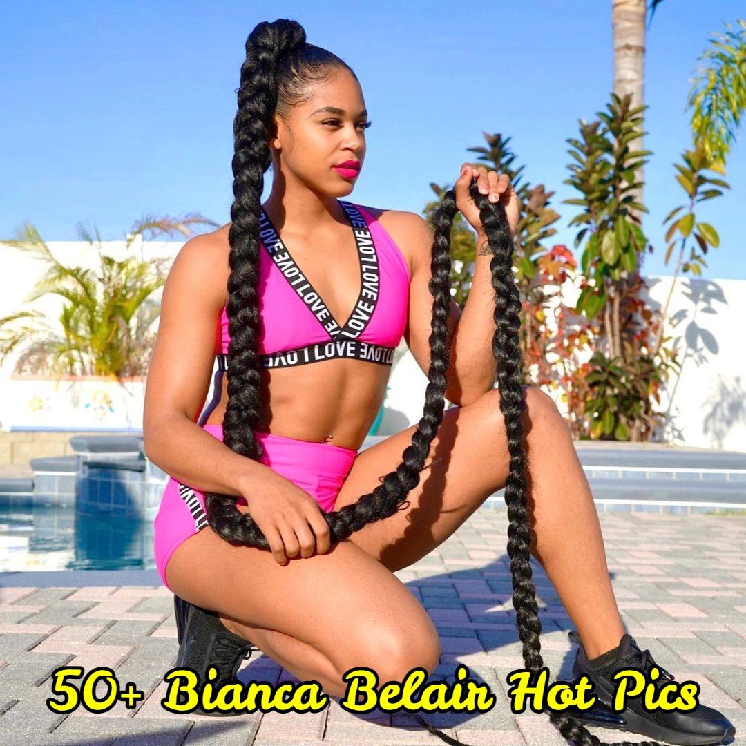 Bianca Belair Hot Pics