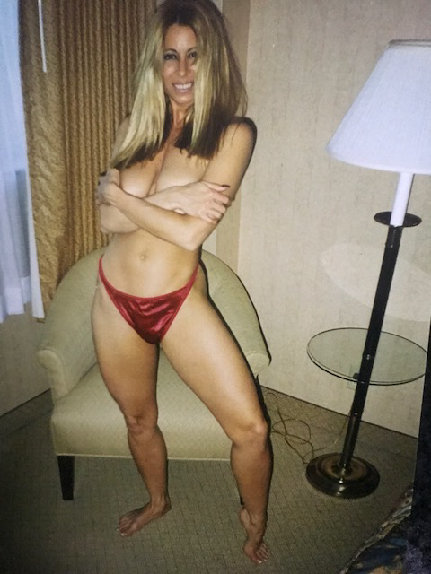 Christy Canyon boobs pics