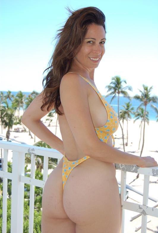 Christy Canyon butt