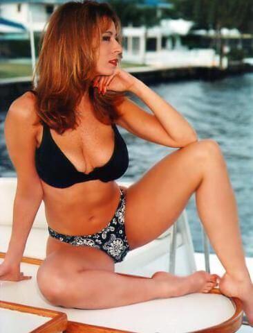 Christy Canyon sexy