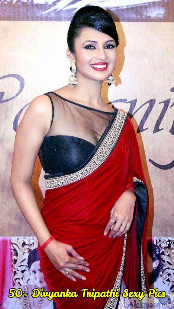 Divyanka Tripathi Sexy Pics (1)