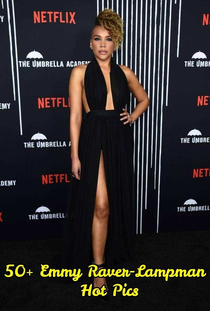 Emmy Raver-Lampman Hot Pics
