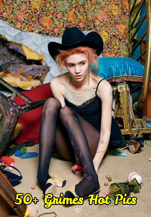 Grimes Hot Pics