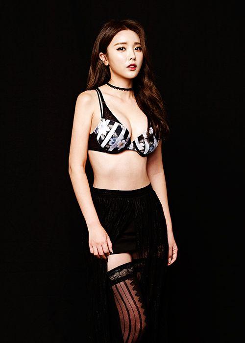 Hong Jin Young sexy looks