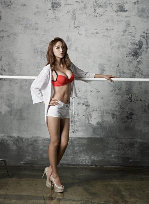 Hong Jin Young sexy pictures