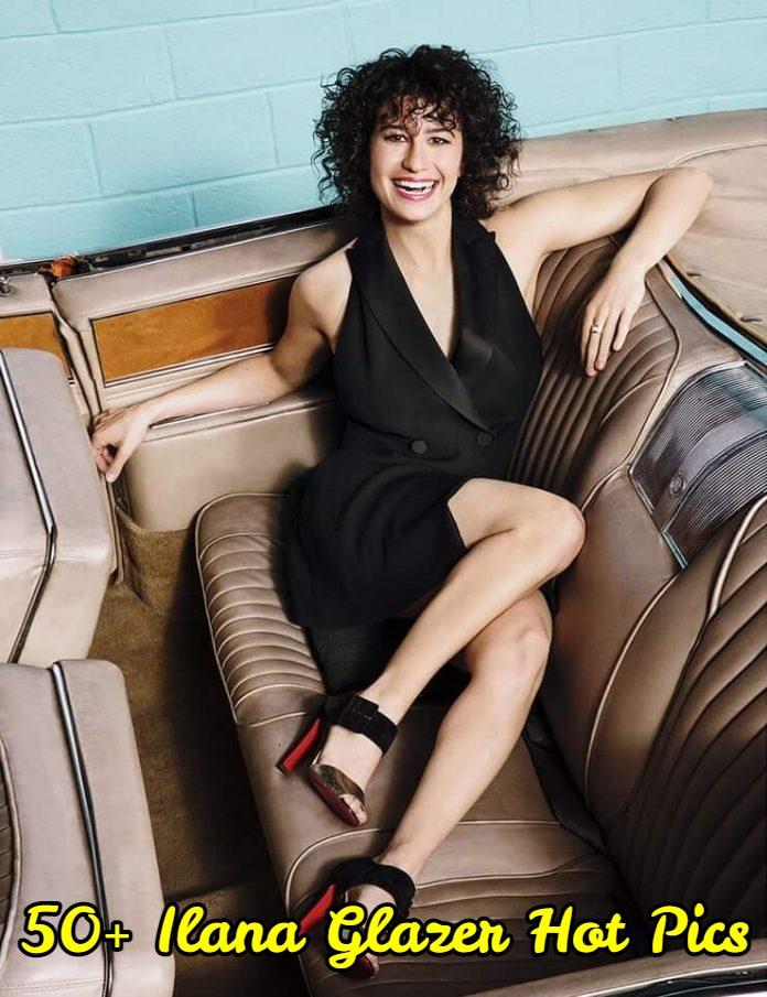 Ilana Glazer Hot Pics