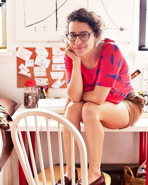 Ilana Glazer thigh pictures