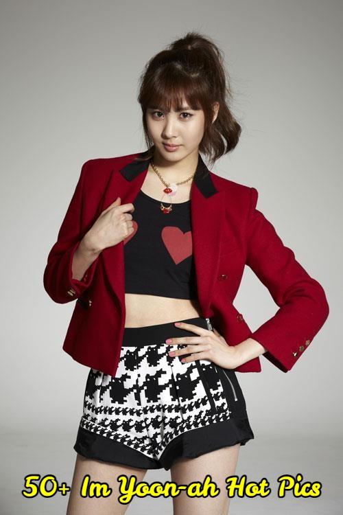 Im Yoon-ah Hot Pics