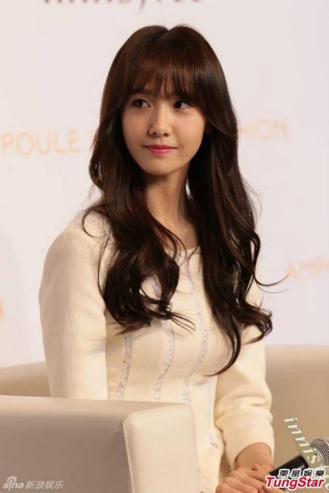 Im Yoon-ah hot lips