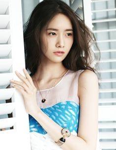 Im Yoon-ah hot