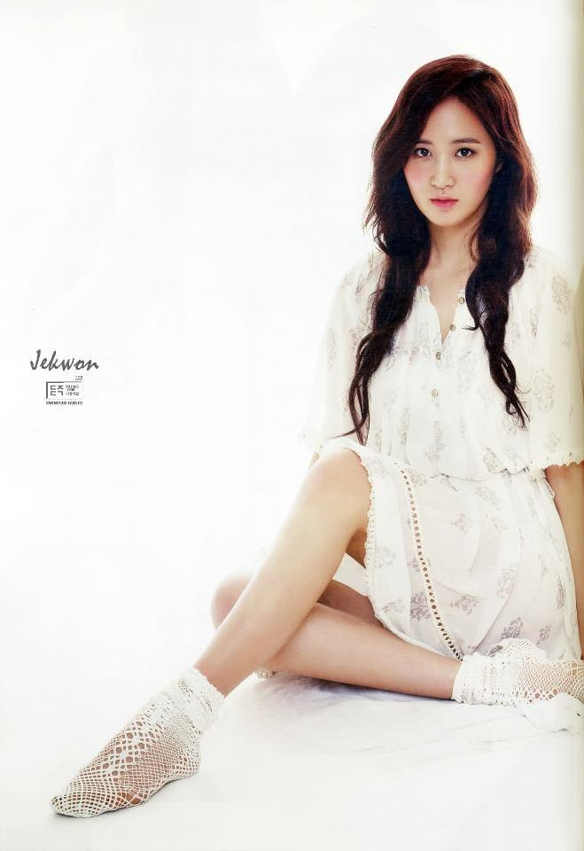 Im Yoon-ah sexy feet pics
