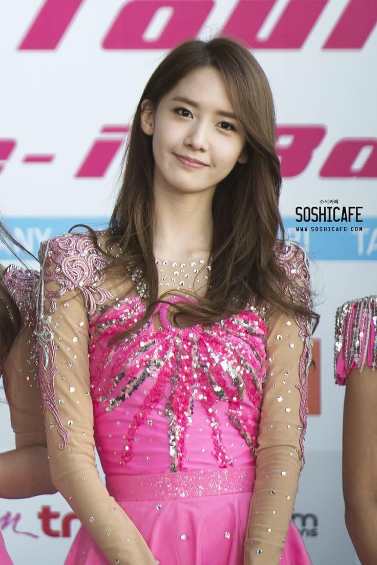 Im Yoon-ah smile pics