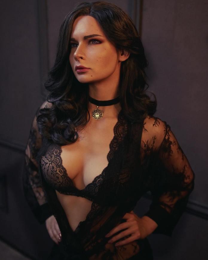Jannet Incosplay tits pics