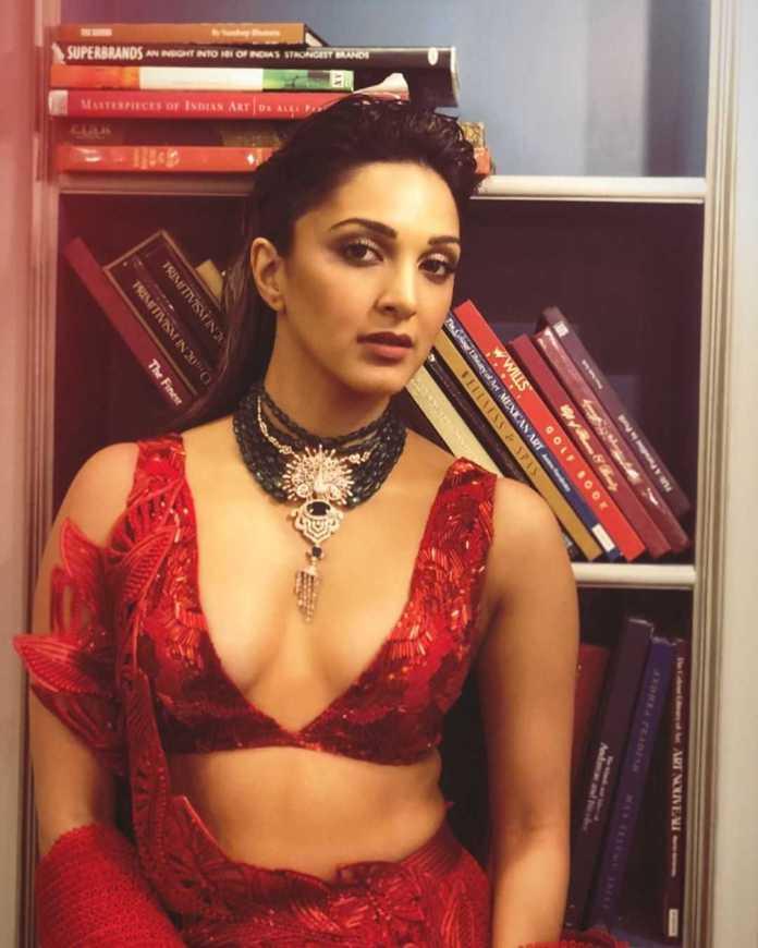 Kiara Advani big breast pics