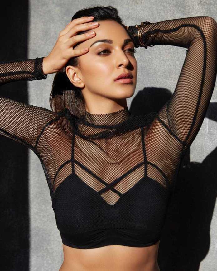 Kiara Advani boobs pics