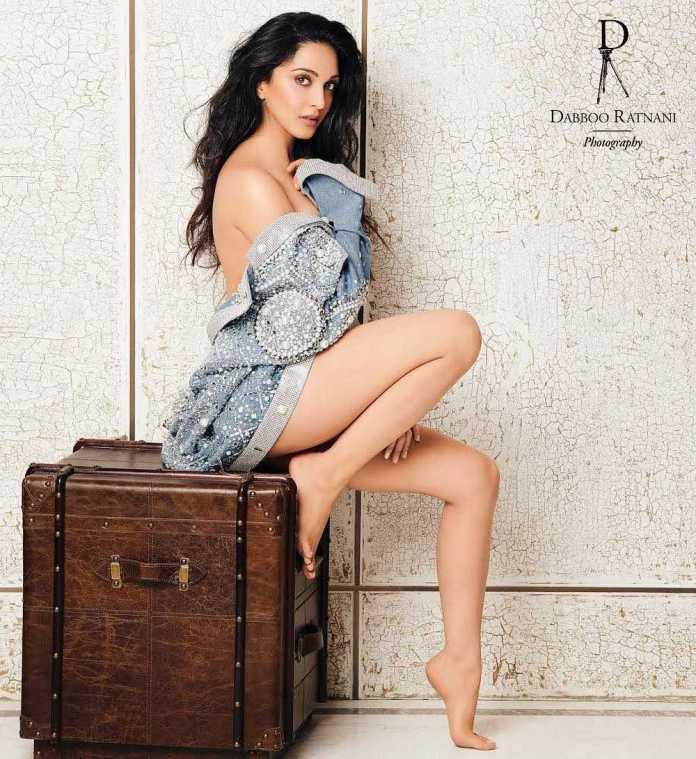 Kiara Advani sexy thigh pics