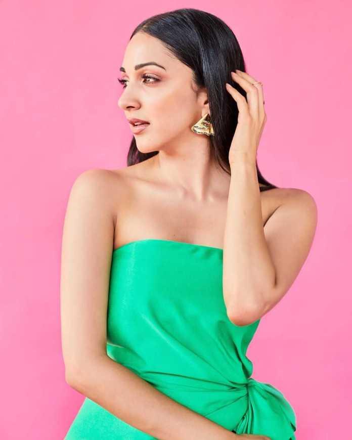 Kiara Advani sexy