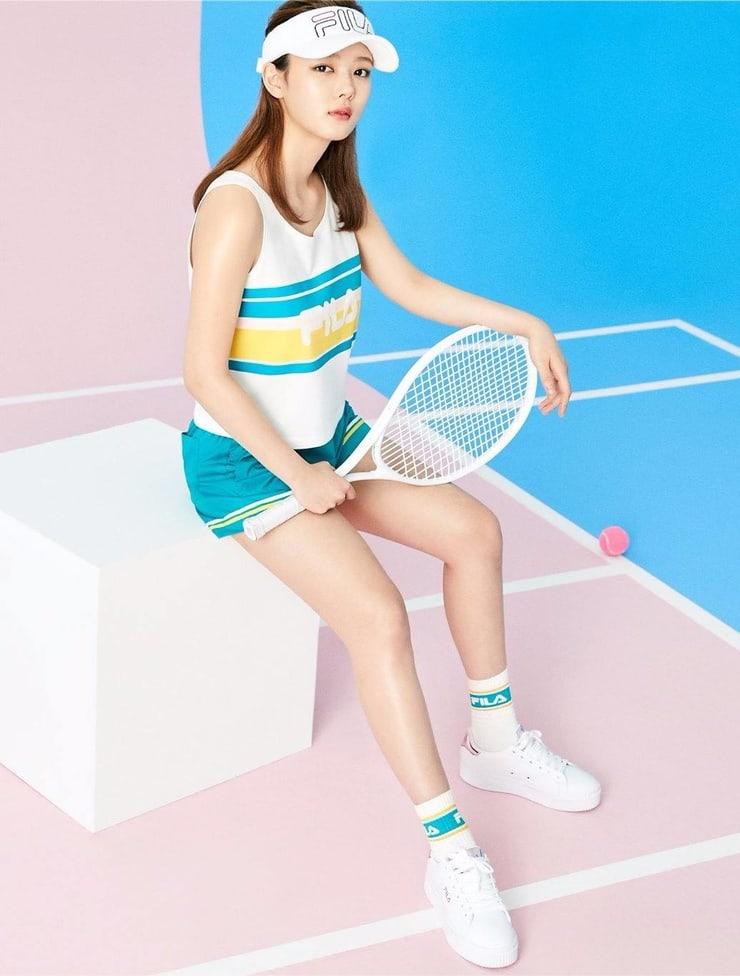 Kim Yoo-jung sexy thigh pics