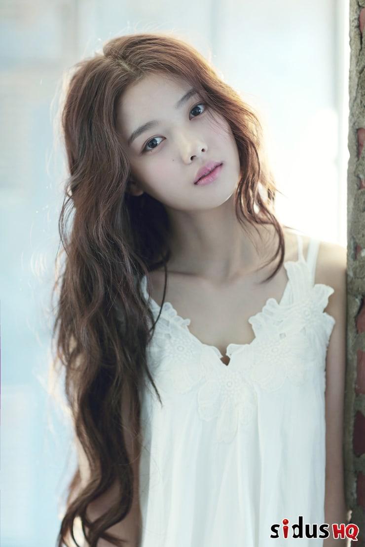 Kim Yoo-jung sexy