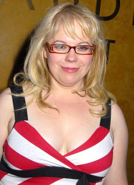 Kirsten Vangsness big boobs