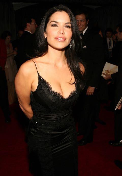 Lauren Sanchez tits