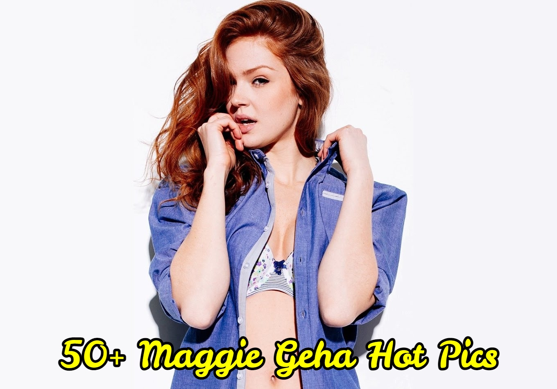 Maggie Geha Hot Pics