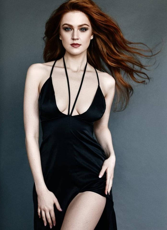 Maggie Geha hot