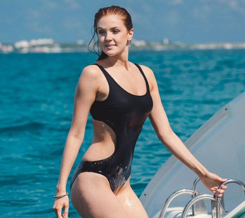 Maggie Geha sexy bikini pictures