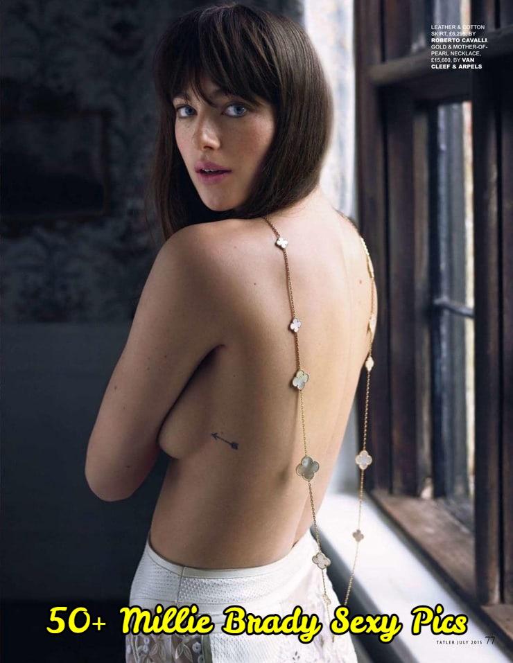 Millie Brady Sexy Pics