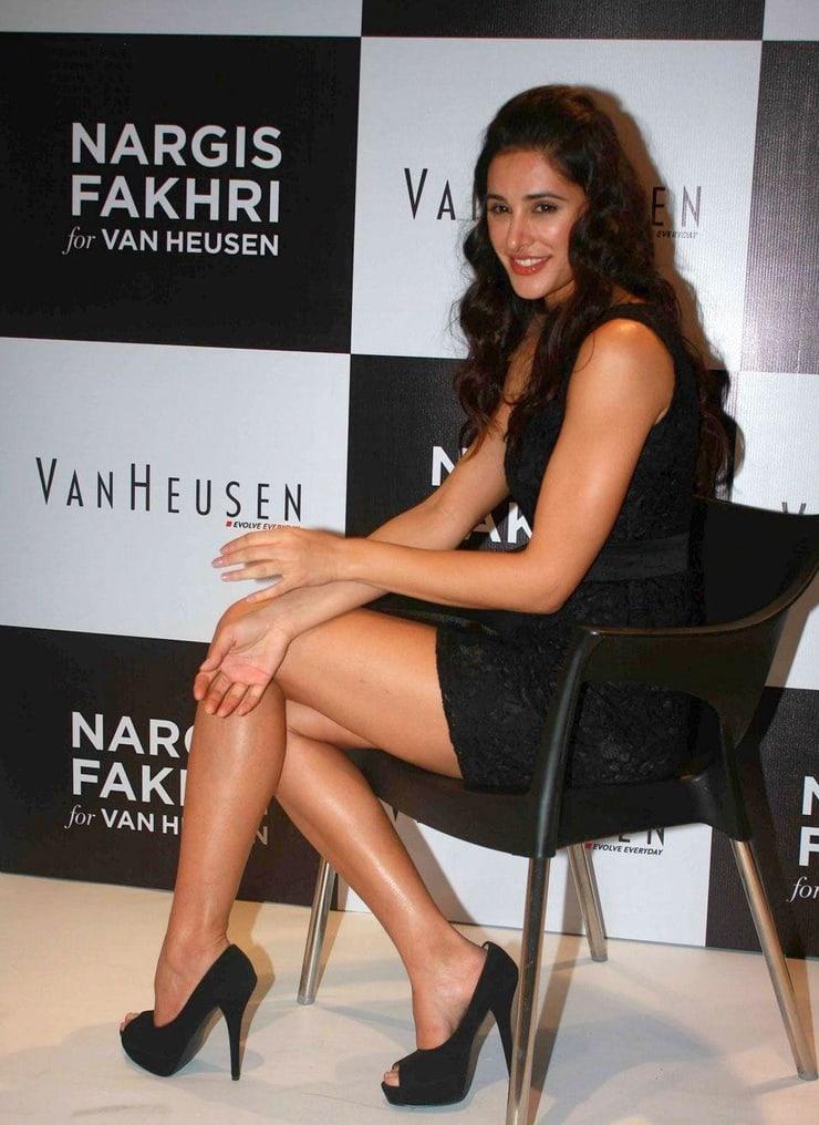Nargis Fakhri sexy