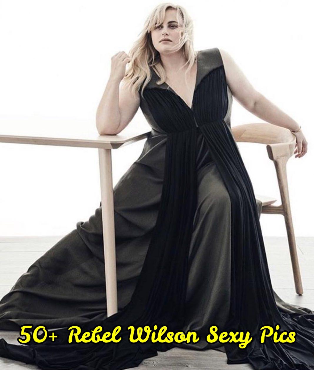 Rebel Wilson Sexy Pics