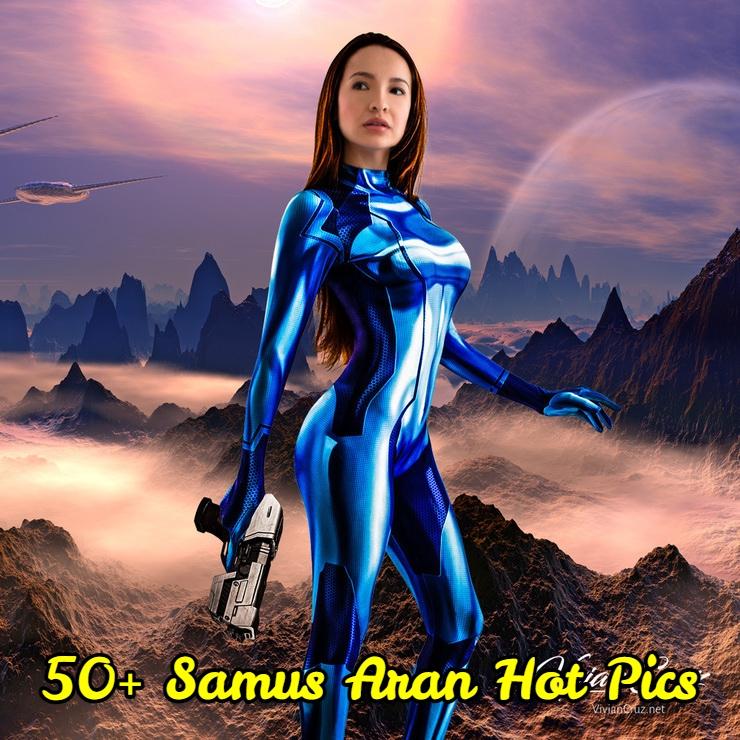 Samus Aran Hot Pics