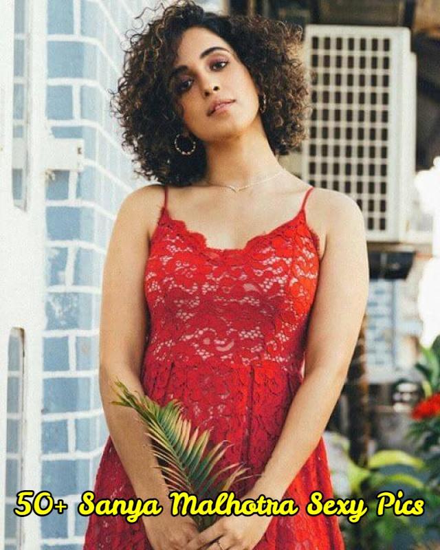 Sanya Malhotra Sexy Pics (1)