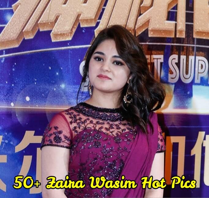 Zaira Wasim Hot Pics
