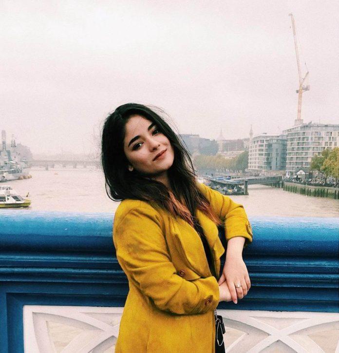 Zaira Wasim sexy