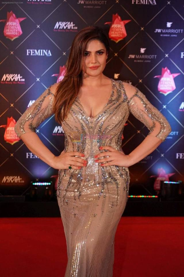 Zareen Khan sexy looks