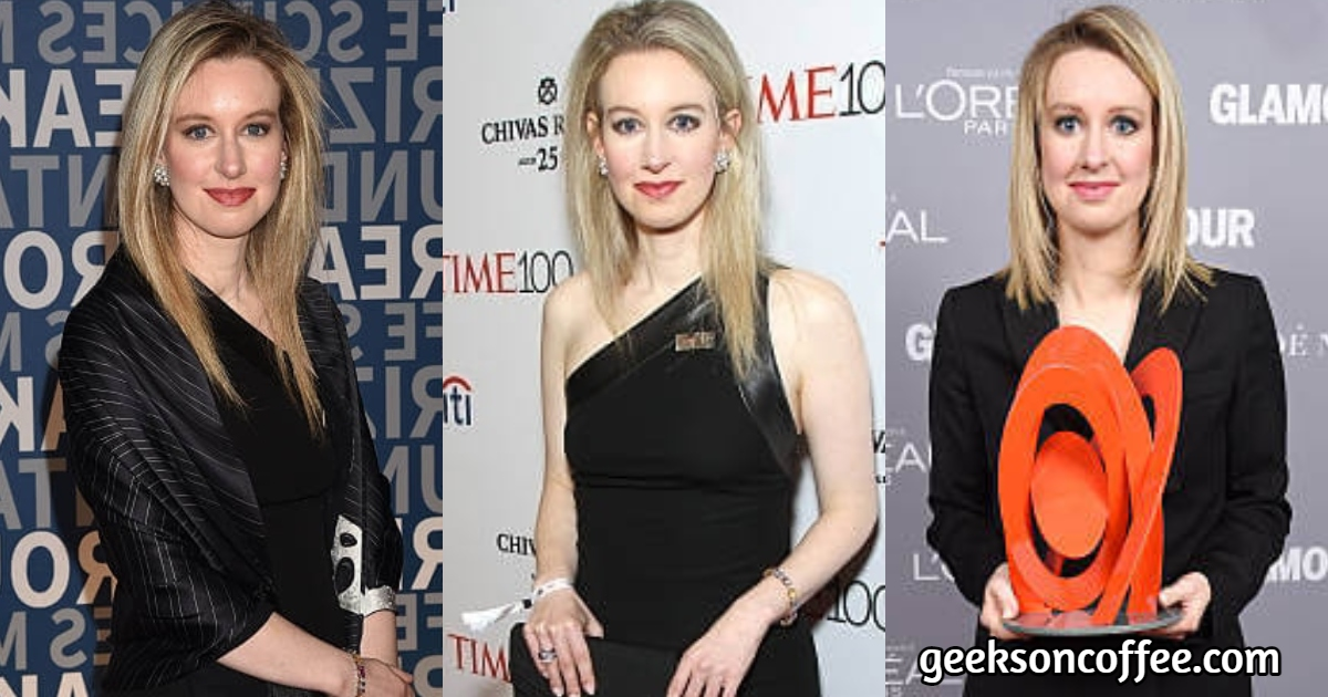 35 Hottest Elizabeth Holmes Pictures Are A Sure Crowd Puller