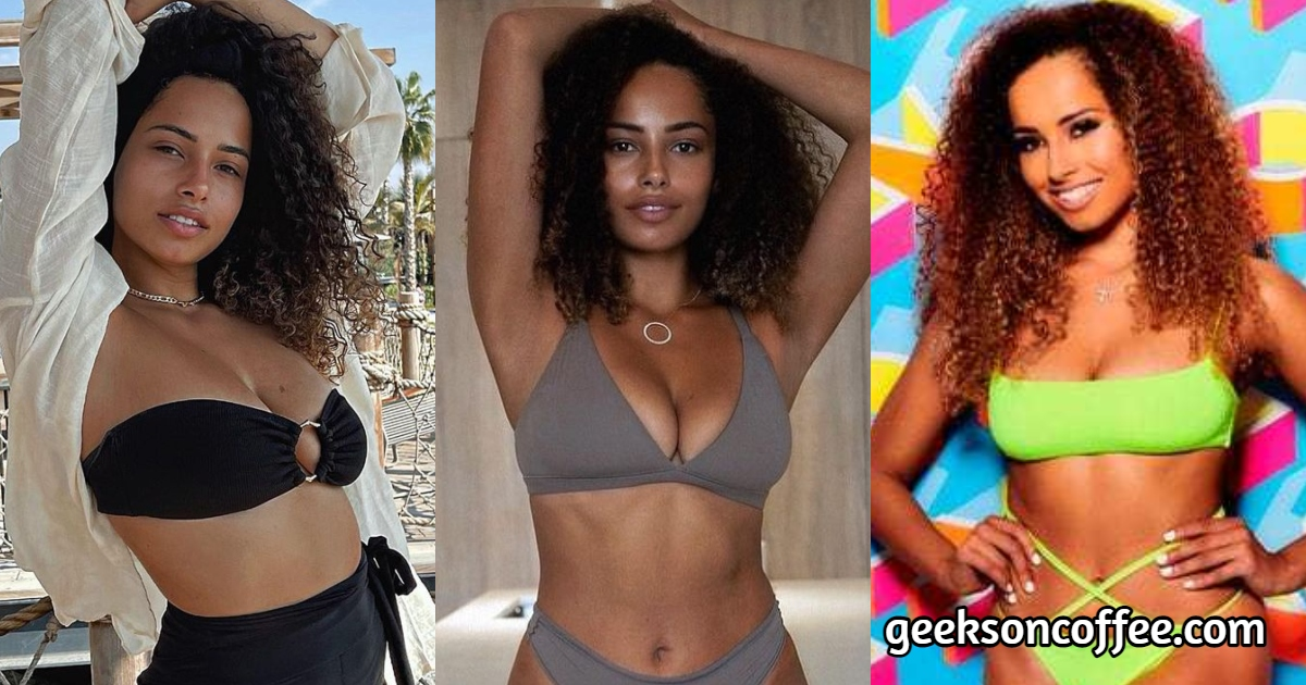 51 Amber Rose Gill Hot Pictures Show Off Her Voluptuous Body