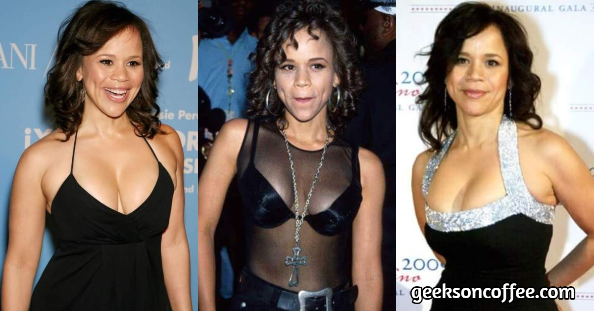 51 Hottest Rosie Perez Pictures That Will Hypnotize You