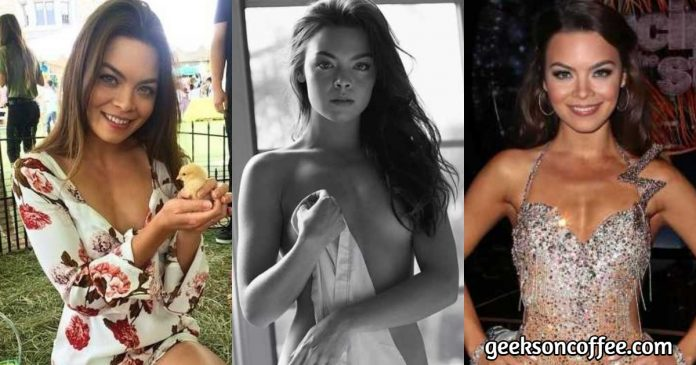 51 Scarlett Byrne Hot Pictures Will Keep You Staring At Her All Day Long