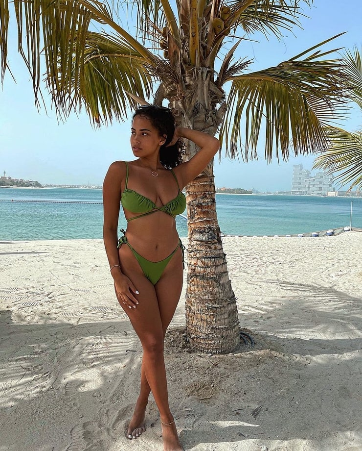 Amber Rose Gill hot looks