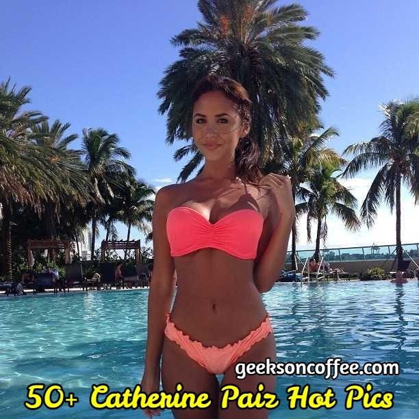 Catherine Paiz Hot Pics