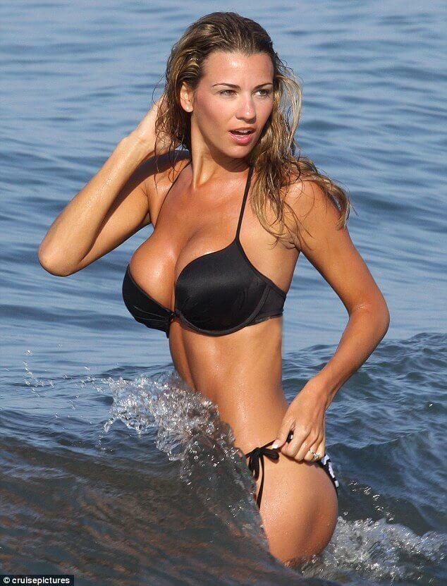 Christine McGuinness bikini pics